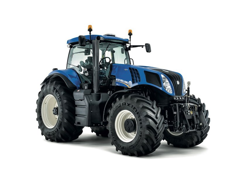 New New Holland T8 350 Ac 2b Tractors For Sale