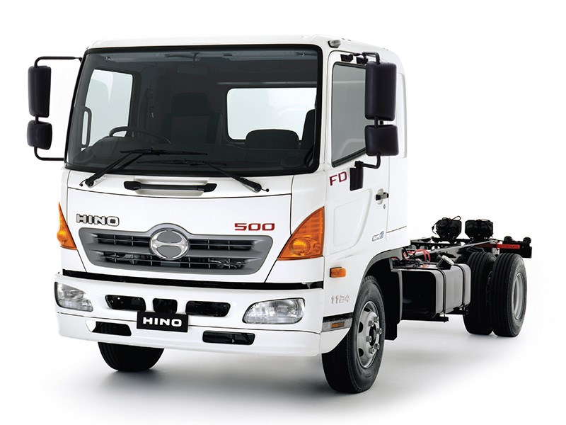 New HINO 500 SERIES FD 1124 XLONG Trucks for sale
