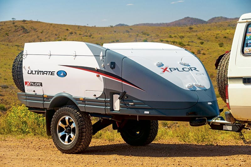 Creative New GT CAMPERS OFFROAD TOURING TRAILER Camper Trailers For Sale