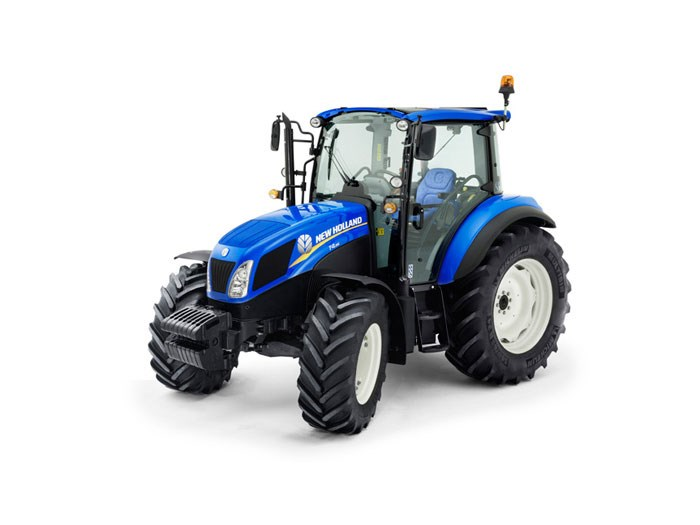 New NEW HOLLAND T4.95 DC SS CAB Tractors for sale