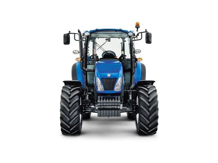 New NEW HOLLAND T4.105 DC SS CAB Tractors for sale