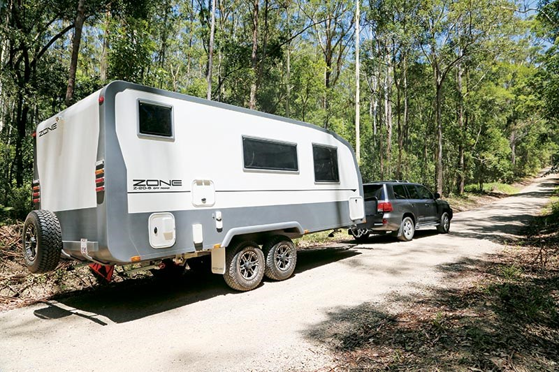 Simple Off Road Caravans For Less Than 50000  Australian CaravanRV