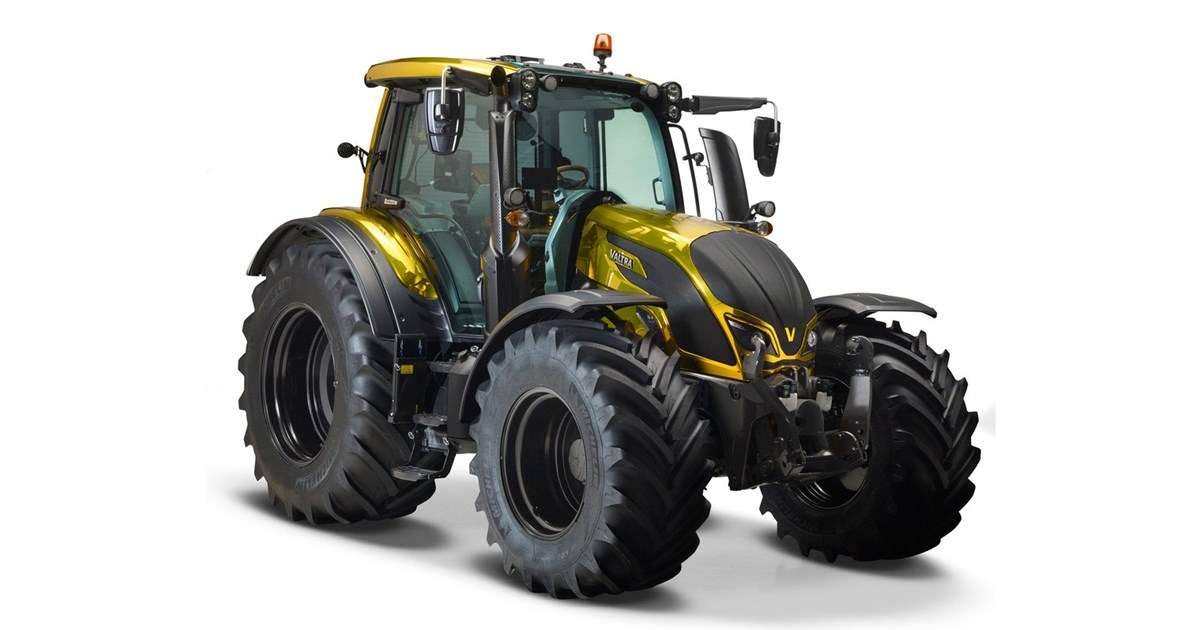 New Valtra T214v Tractors For Sale
