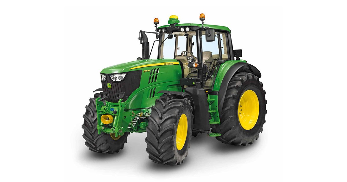 John Deere 100 Series >> New JOHN DEERE 6155M Tractors for sale