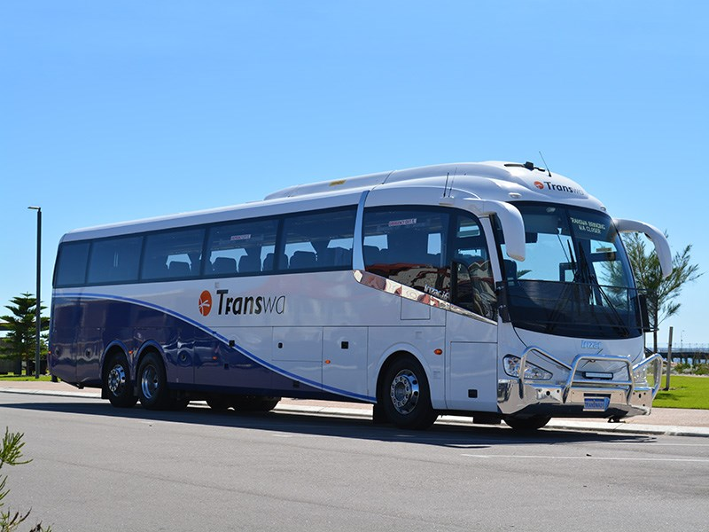 Tour Bus Radio Supply