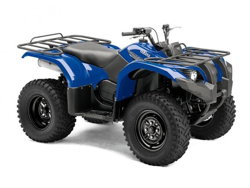Yamaha Grizzly 450 >> New Yamaha Grizzly 450 4x4 Yfm450fap Quad Bikes For Sale