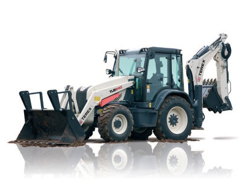 New TEREX TLB840 Loaders for sale