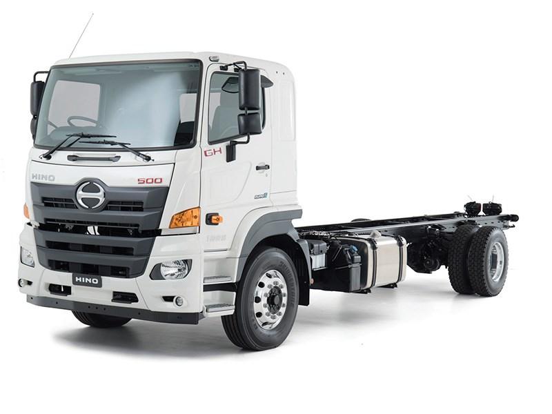 Hino 500 Series >> New Hino 500 Series Gh 1835 Medium Leaf Trucks For Sale