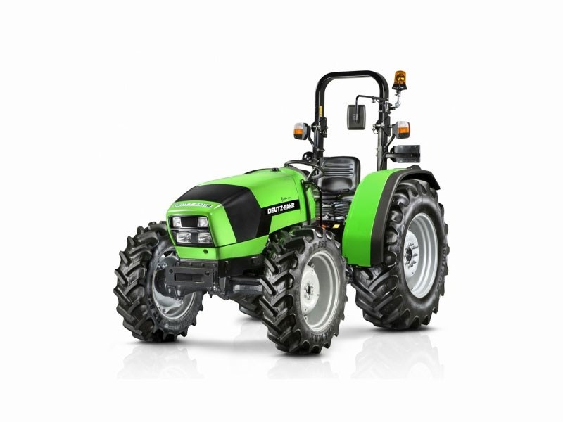 New DEUTZ-FAHR AGROLUX 410 ROPS Tractors for sale