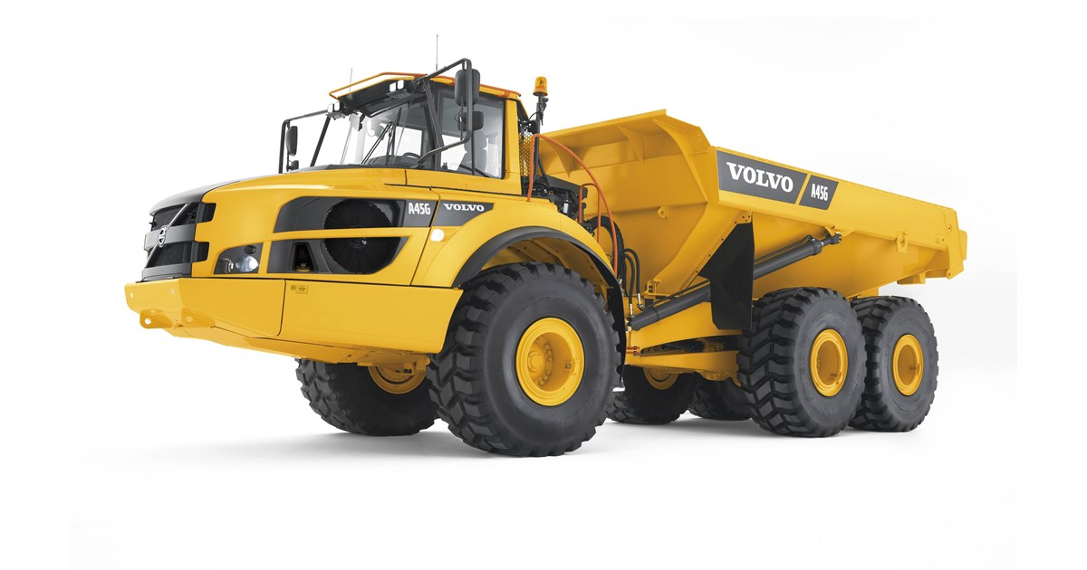 New VOLVO A45G Trucks for sale