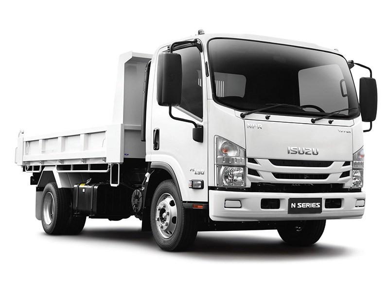 Freightliner Trucks For Sale >> New ISUZU NPR 75-190 Tipper Trucks for sale