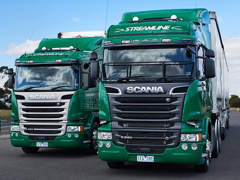 Scania G490 and R580 Euro 6 truck | Review