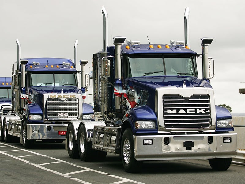 Almost 7,000 trucks recalled by Mack   News