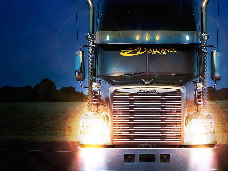 alliance truck parts add led offering news. Black Bedroom Furniture Sets. Home Design Ideas