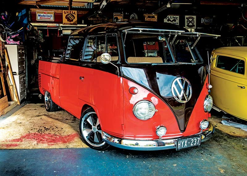 1963 Volkswagen Kombi Reader Ride