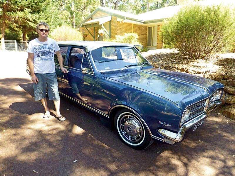 1968 Holden Hk Premier Reader Ride