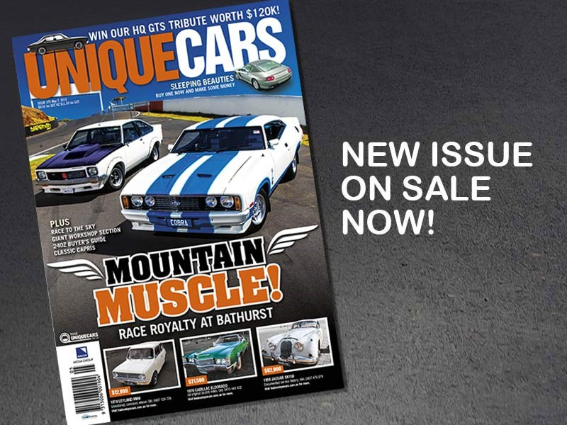 Unique Cars issue 375 out now