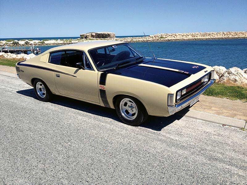 1979 E49 Chrysler Vh Rt Charger Reader Resto