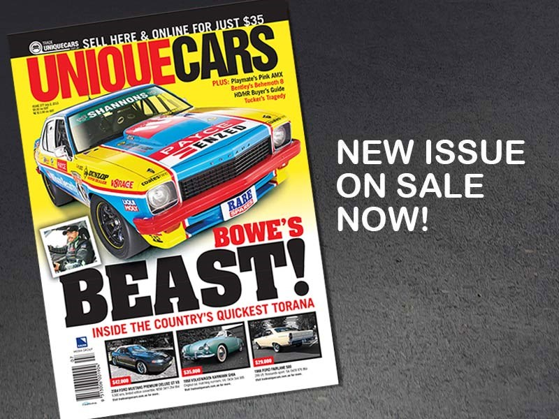 Unique Cars issue 377 out now