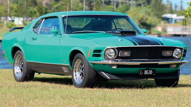 1970 Ford Mustang Mach 1 Review