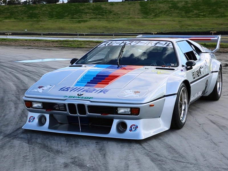 video bmw m1 procar review. Black Bedroom Furniture Sets. Home Design Ideas