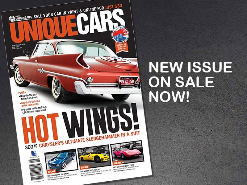 Unique Cars issue 378 out now