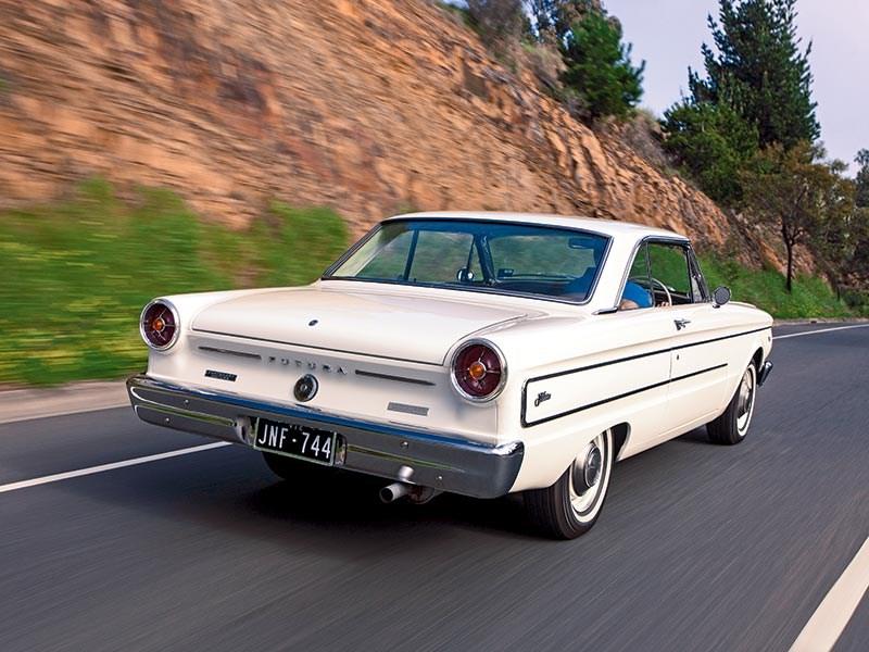 Ford Dealer Austin >> XP Falcon: Aussie Original