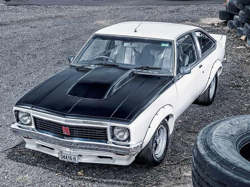 Torana LX A9X: Australia's Greatest Muscle Car Series #1