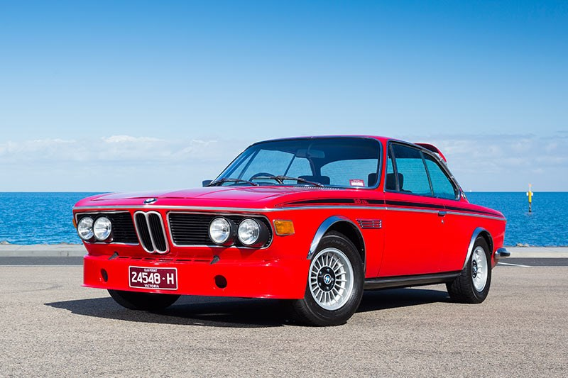 Austin Ford Dealers >> 1975 BMW E9 CSL Review