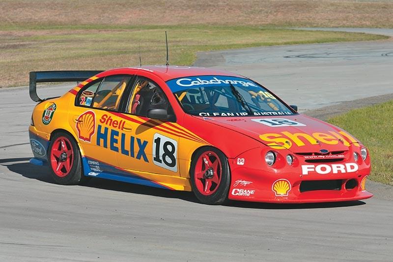 2000 Djr Falcon Au V8 Supercar