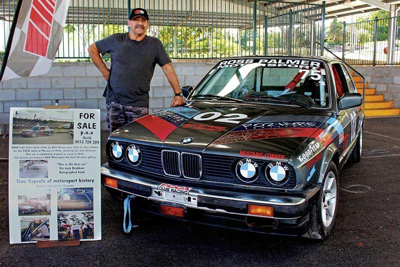 1984 BMW E30 325IS Race Car Reader Ride