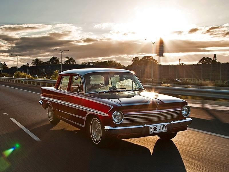 Austin Ford Dealers >> Holden EJ: Our Shed