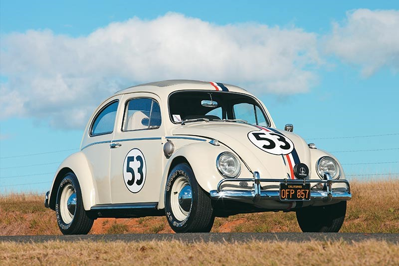 Volkswagen Beetle Herbie The Love Bug