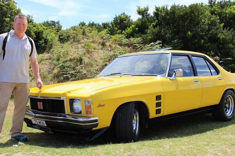 1975 Holden Hj Gts Monaro Reader Ride