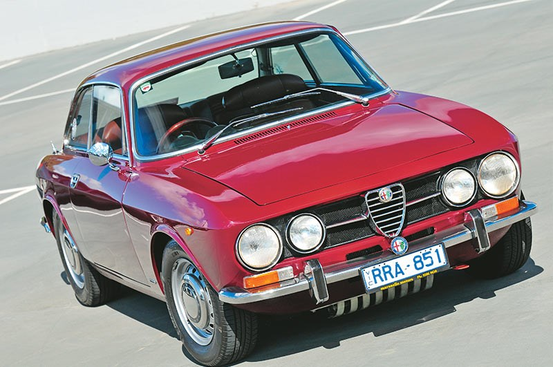 alfa romeo 105 series buyer 39 s guide. Black Bedroom Furniture Sets. Home Design Ideas