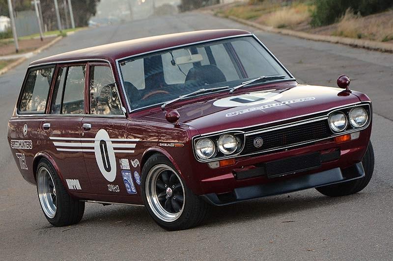 Mustang Wagon For Sale >> 1971 Datsun 1600 Wagon 510-Series: Reader Resto
