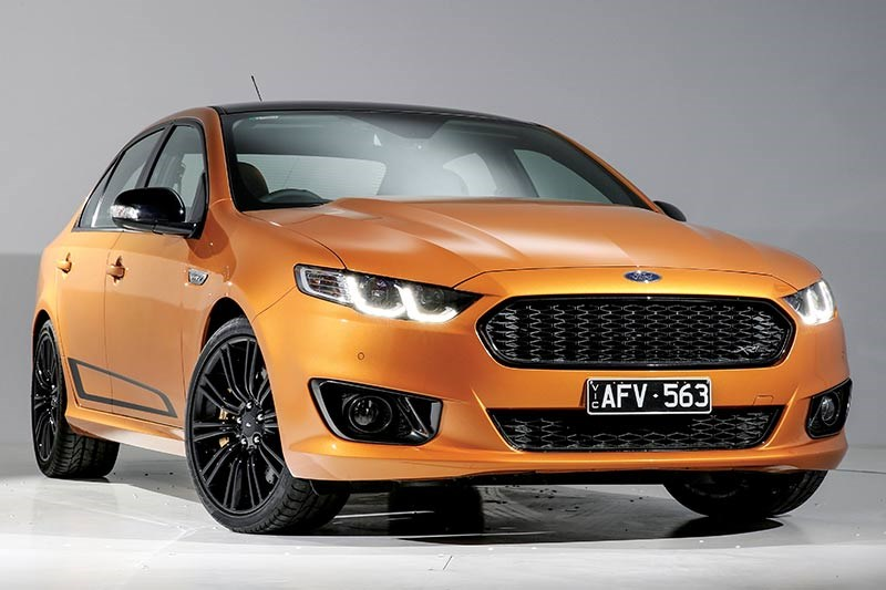 2016 Ford Falcon Fgx Xr8 Sprint Review