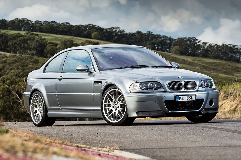 Bmw E46 M3 Csl Review