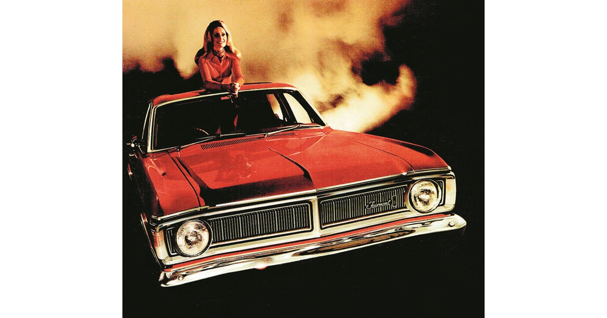 Ford Falcon history XR-XY