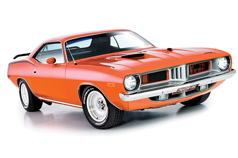 1970-74 Plymouth Barracuda - Buyer's Guide