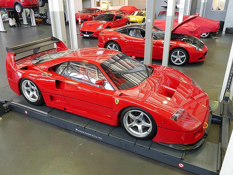Ferrari F40 Gte For Adelaide