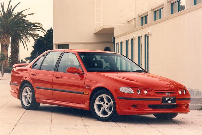 Austin Ford Dealers >> 1994-1998 Ford EF-EL Falcon XR6 - Buyer's Guide