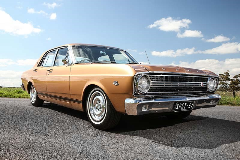 1967 Ford Falcon XR GT - Reader Ride