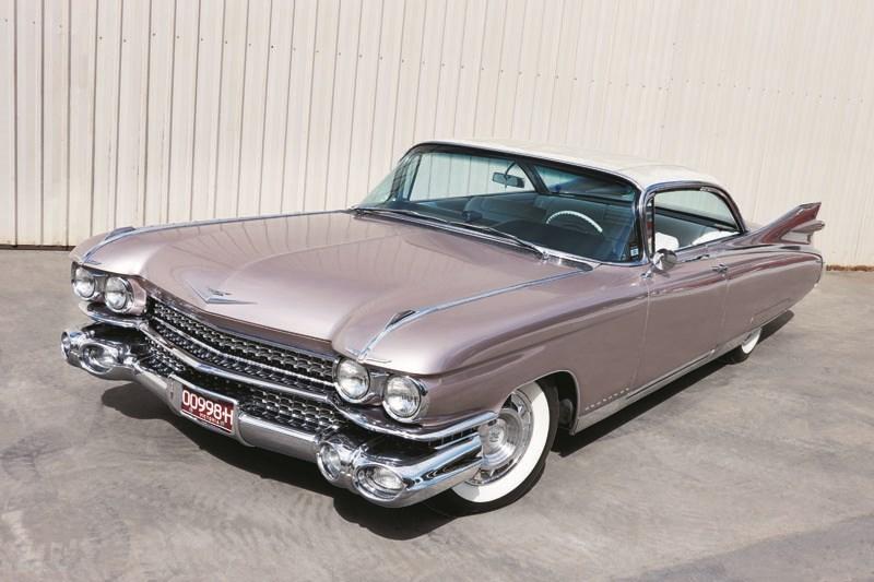 1959 Cadillac Eldorado Review