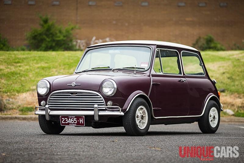 1969 Morris Mini Cooper S Review