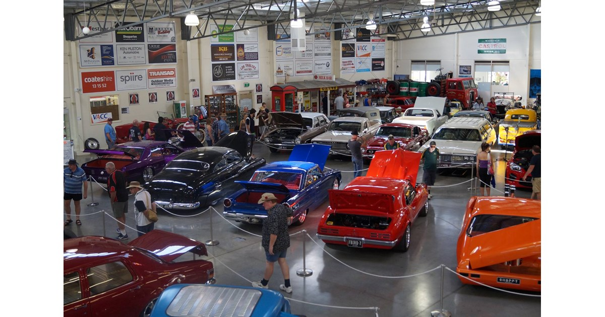Shepparton Motor Museum And Lloyds Team Up