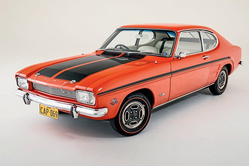 Car Auction Online >> 1970 Ford Capri 1600 GT Review
