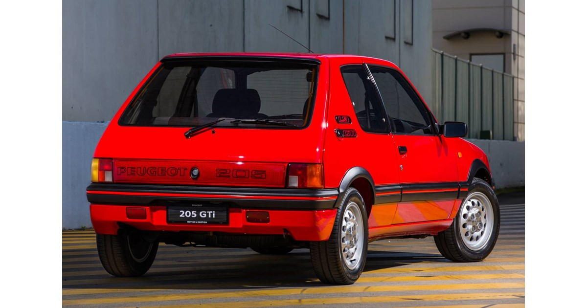 cars to watch peugeot 205 gti. Black Bedroom Furniture Sets. Home Design Ideas