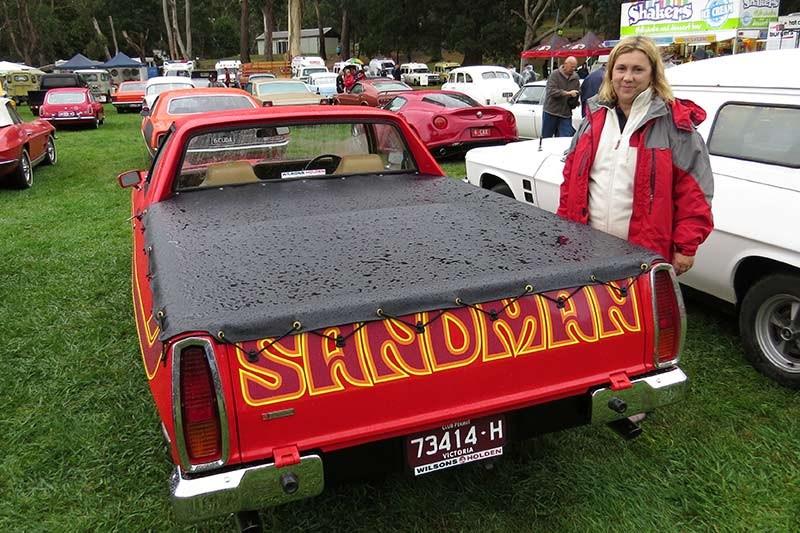 1978 Holden Hz Sandman Ute Reader Ride