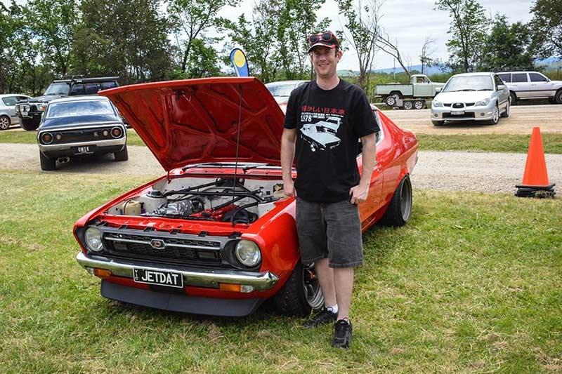 Datsun 120y Coupe Reader Ride